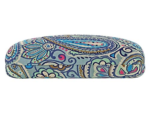 Vera Bradley Readers Clamshell Case, Signature Cotton (Daisy Dot Paisley, Readers)