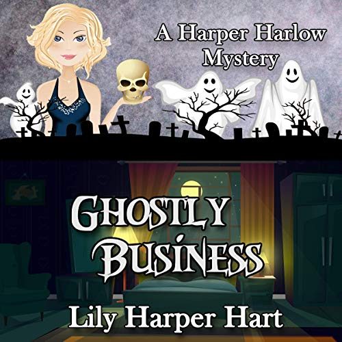 Couverture de Ghostly Business