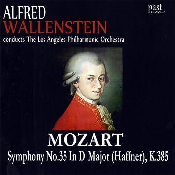 Mozart: Symphony No. 35 in D Major (Haffner), K.385
