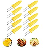 Best Corn Cob Holders - Fashionclub Corn on The Cob Holders Skewers BBQ Review