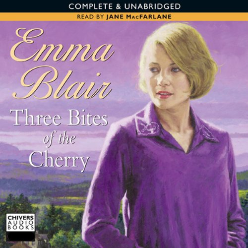 Three Bites of the Cherry audiobook cover art