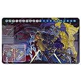 Digimon Playmat , Juego de mesa MTG, Tableros tapetes para juegos, Digimon tapete de juego de, Mesa tamaño 60 x 35 cm alfombrilla de juego para Yugioh Digimon Magic The Gathering - 487460ES