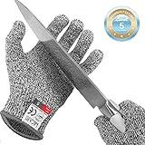 Lacari ® Schnittschutz-Handschuhe – Extra Starker Level 5 Schutz