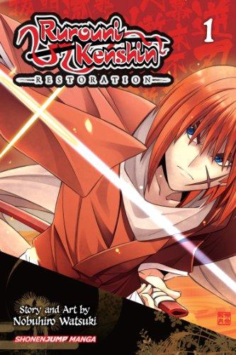 Rurouni Kenshin: Restoration, Vol. 1 (English Edition)
