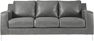 Best charcoal leather couch Reviews