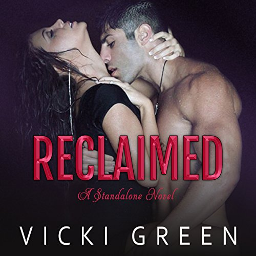 Reclaimed audiobook cover art