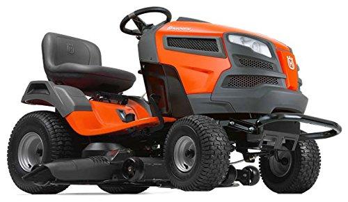 Husqvarna TS 243tosaerba trattorino mulching, ruote motrici, avviamento: elettrico 11100W taglio 107cm