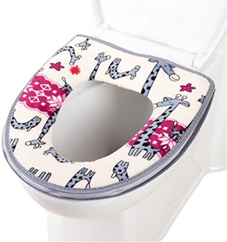 Noble Salle de Bains Toilettes Mat Belle WC Mat-12