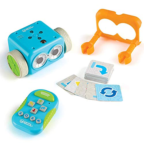 Learning Resources Botley the Coding Robot, Coding STEM Toy, 45 Piece Coding...