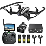 Potensic Drone with Camera, FPV RC Quadcopter 720P...