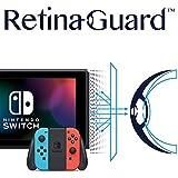 RetinaGuard Nintendo Switch 任天堂 スイッチ ブルーライト90%カット液晶保護フィルム
