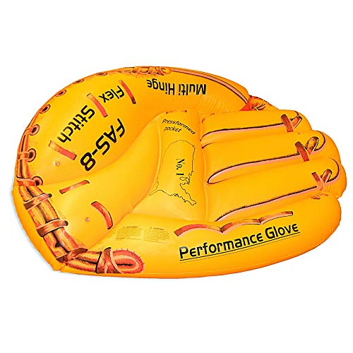 Swimline Baseball Glove Float Inflatable Raft Now $13.99 (Was $25.99)