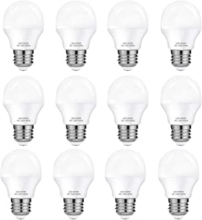 A14 2-Pack Replacing Old Hot 40W Incandescent Bulbs Long Life Energy Saver Light Cool White Miracle LED 604011 Refrigerator and Freezer 2 Piece