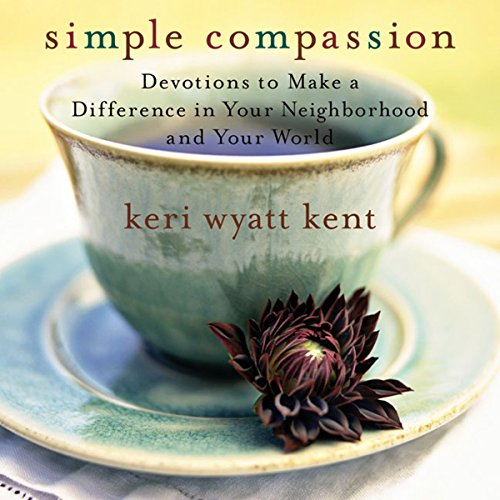 Simple Compassion audiobook cover art