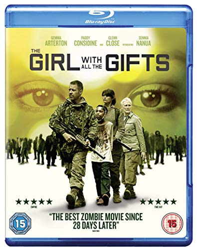 The Girl With All The Gifts [Blu-ray] [2016] UK-Import, Sprache-Englisch