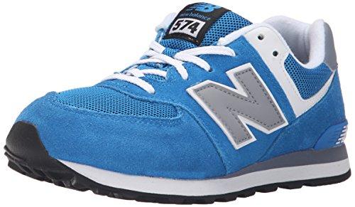 New Balance 478151-420, Scarpe con Lacci Bambina, Blu Blue Grey 462, 40 EU