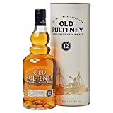 Old Pulteney Single Malt Scotch Whisky Aged 12 Years