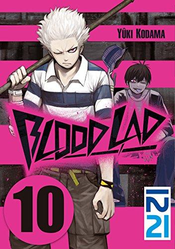 Blood Lad - chapitre 10