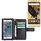K-S-Trade Wallet Case Flip Cover For Allview P8 Pro With