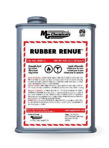 MG Chemicals 408A-125ML Rubber Renue, 125 ml Liquid Bottle