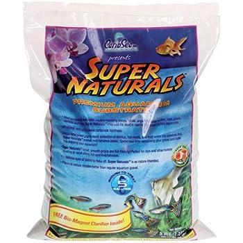 Carib Sea ACS05820 Super Natural Moonlight Sand for Aquarium, 5-Pound