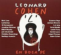Leonard Cohen By