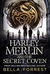 Cover of Harley Merlin and the Secret Coven