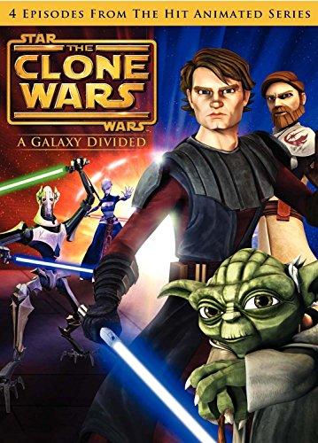Star Wars - The Clone Wars Vol. 1 - A Galaxy Divided