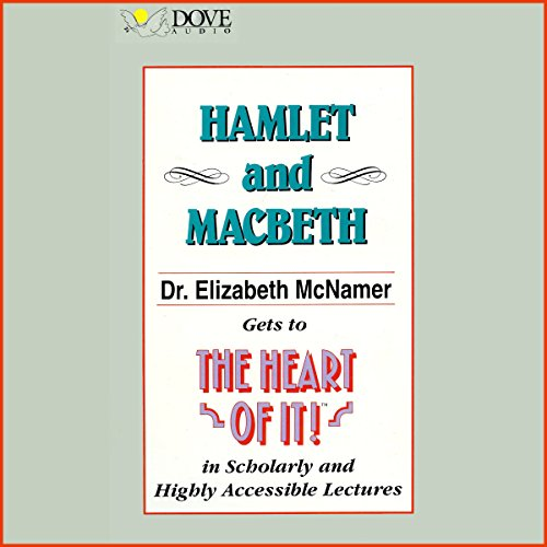 Hamlet and Macbeth audiobook cover art