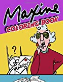 Maxine Coloring Book: Fantastic Maxine Coloring Books For...