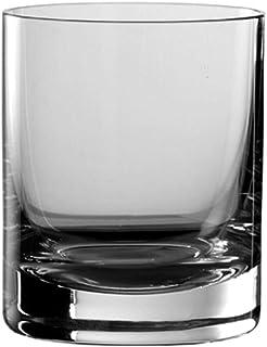 Stölzle Lausitz New York Bar Whiskyglas, Glas, durchsichtig, 320ml, 6
