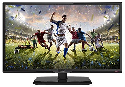 Dyon Live 24C 60 cm (23.6 Zoll) Fernseher (Full-HD, Triple Tuner, DVB-T2 H.265 /HEVC)