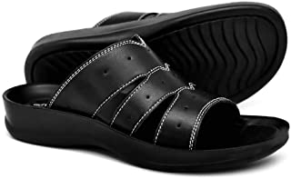 AEROTHOTIC Orthotic Comfortable Strap Sandals and Flip Flops with Arch Support for Comfortable Walk