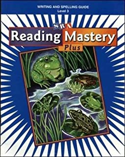 Reading Mastery Plus Writing/Spelling Guide Level 3