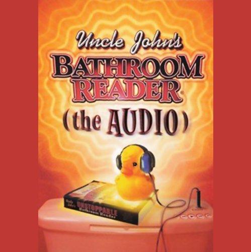 Uncle John's Bathroom Reader audiobook cover art