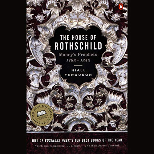 The House of Rothschild, Volume 1 audiobook cover art