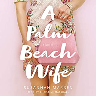A Palm Beach Wife audiobook cover art