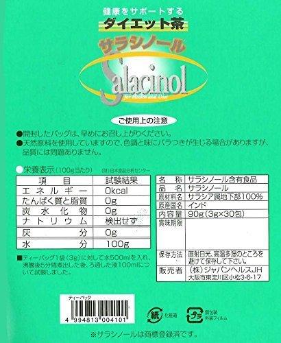 ジャパンヘルス『サラシノール』