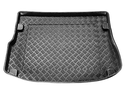 Protector Maletero PVC Compatible con Land Rover Range Rover EVOQUE (Desde 2011) + Regalo | Alfombrilla Maletero Coche Accesorios | Ideal para Perro Mascotas