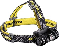 "Battery Type: 1x186502xCR123 Maximum output: 760 lumens Nitecore Headlamps Utilizes a premium CREE XM-L2 (T6) LED Purpose-designed for hiking, climbing, camping and general outdoor recreation All metal high-performance dual-beam headlamp Aluminum ""un..."