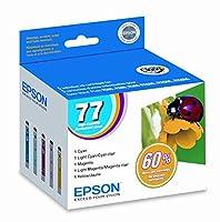 インク、Epson、カラーマルチ、Hi容量