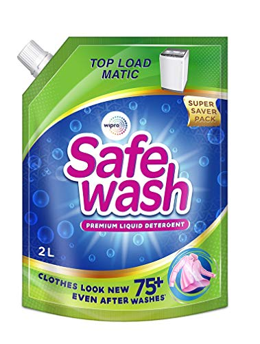Safewash Matic Top Load Liquid Detergent