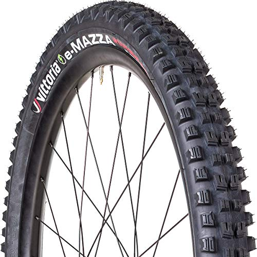 Vittoria e-Mazza G2.0 Enduro Neumático - 27.5' Negro, 4C/Dual Ply/TLR, 27.5x2.6