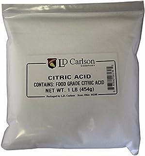 Food Grade Citric Acid - 1 LB