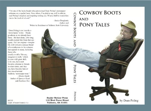 COWBOY BOOTS AND PONY TALES (English Edition)