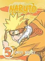Naruto Uncut Box Set 5 [DVD] [Import]