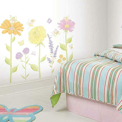 RoomMates Repositionable Childrens Wall Stickers - Fairy G