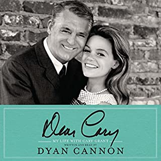 Dear Cary audiobook cover art