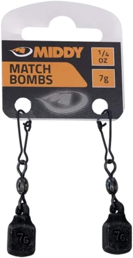 MIDDY Square Match Bombs 2pc