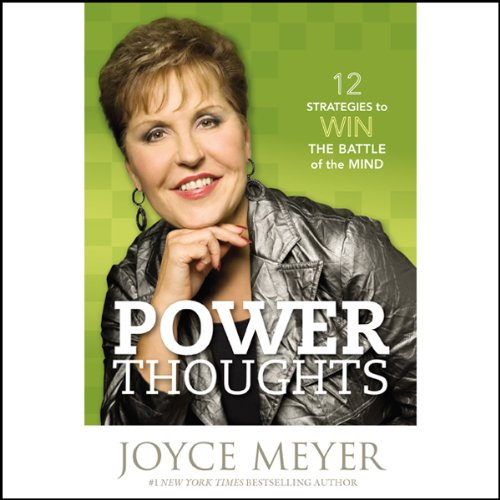 Power Thoughts audiobook cover art